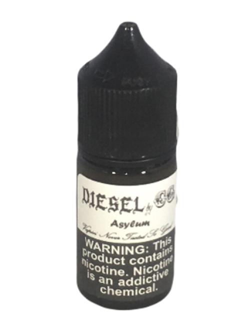 Asylum - Diesel E-Liquid - 30mL Ejuice