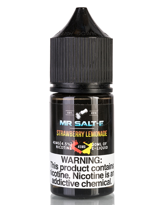 Sameday Delivery | STRAWBERRY LEMONADE - Mr. Salt-E 30ml