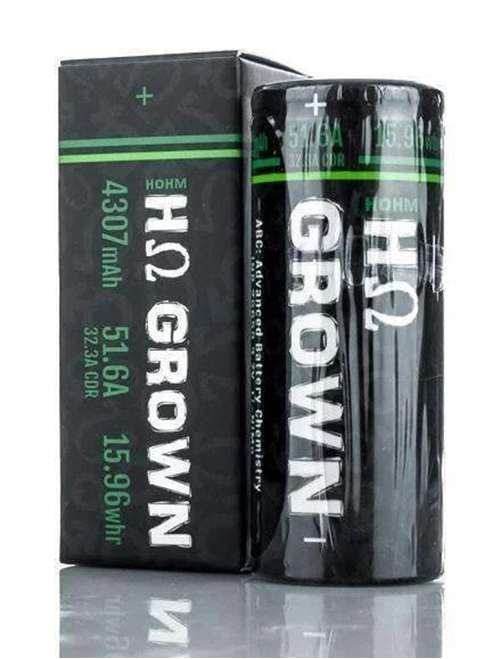 Sameday Delivery | HOHM Tech HOHM Grown 26650 Cell Ejuice