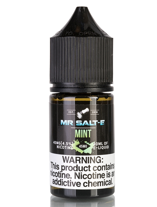 Sameday Delivery | Mr. Salt-E Mint 30ml-online vapestore