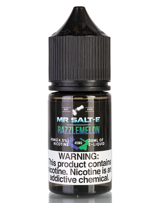 Sameday Delivery | Mr. Salt-E Razzlemelon SALT 30ml-online vapestore