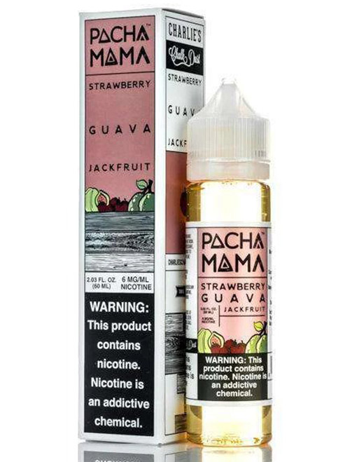 Same day Delivery | Strawberry Guava Jackfruit - Online vapestore