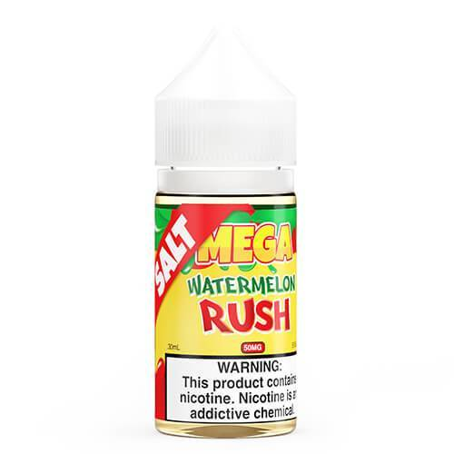 Sameday Delivery |Watermelon rush salt mega eliquid 60ml - Online vapestore