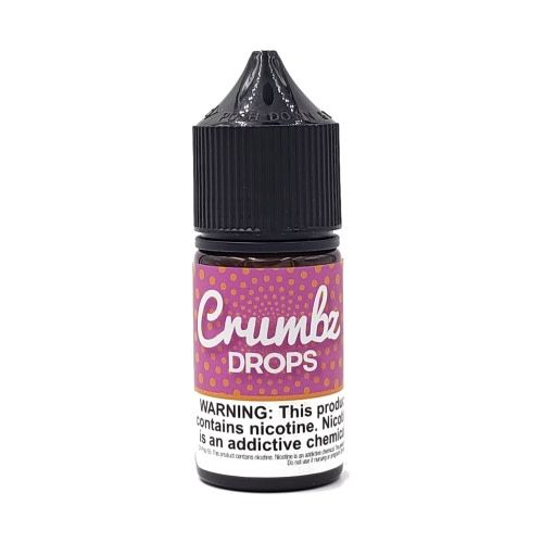 Same day Delivery   crumbz drops flakey french salt 30ml VAPESTORE