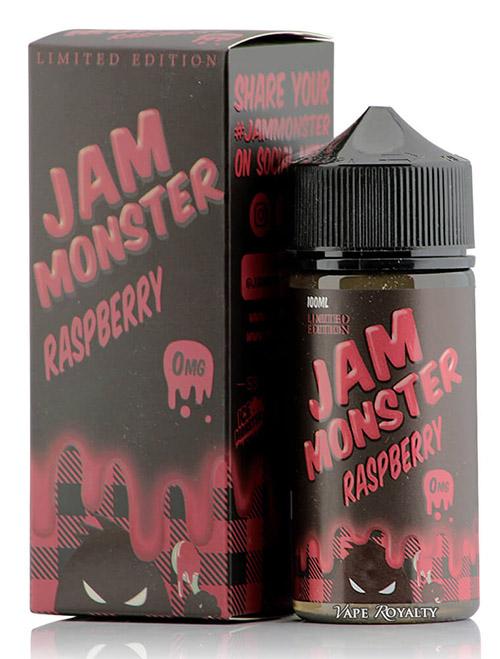 Sameday Delivery| jam monster raspberry online vapestore