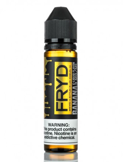 Sameday Delivery |  FRYD Banana 60ml -ONLINE VAPESTORE