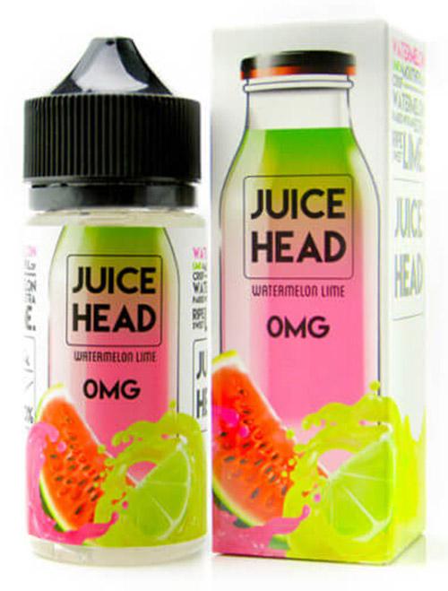 Juice Head Watermelon Lime 100ml - Juice Head Watermelon Lime 100ml