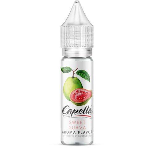 b4f8e0d33aad9b6f1526695b369aadc2d98202fc 500x500 - Capella Sweet Guava