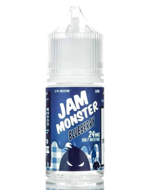 Sameday Delivery| Jam-Monster-Blueberry-salt online vapestore