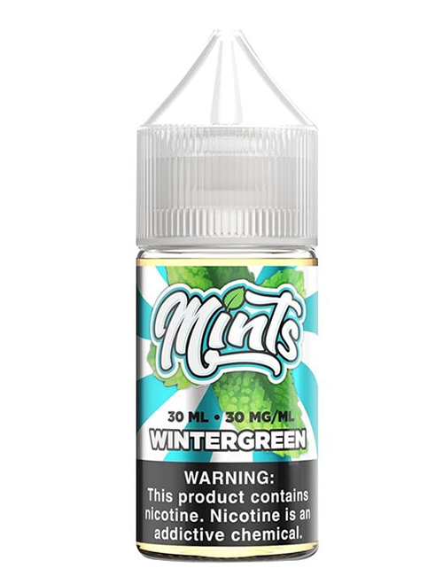 Sameday Delivery | Mega Wintergreen Salt 30ml-online vapestore