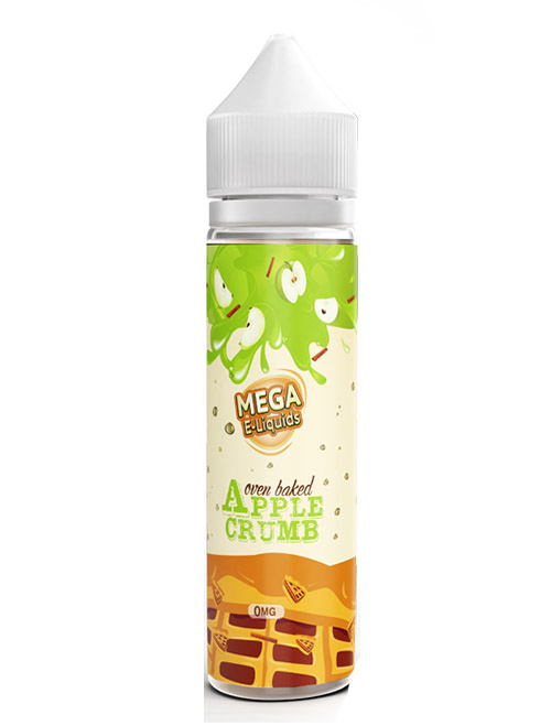 Sameday Delivery | Apple Crumb 60ml Vapestore