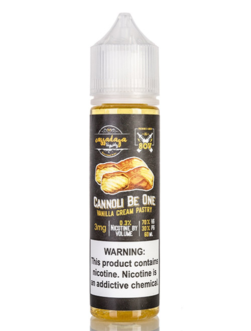 Same day Delivery | Cannoli Be One 60ml - online vapestore