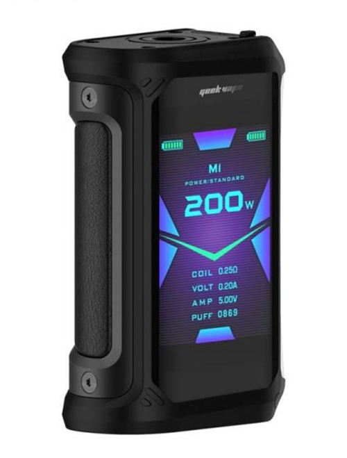 Sameday Delivery |  GeekVape Aegis X 200W Box Mod-ONLINE VAPESTORE