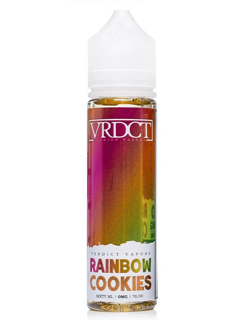 Same day Delivery |  Verdict Rainbow Cookies 60ml- Online vapestore