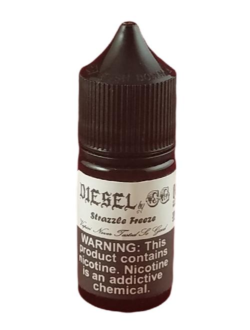 Same day Delivery| Strazzle-Freeze ejuice diesel- Online vapestore