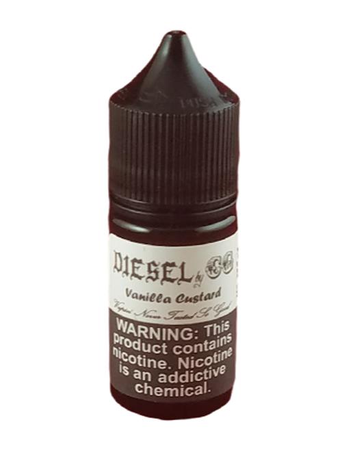 Same day Delivery| vanilla custard 30ml Diesel- Online vapestore