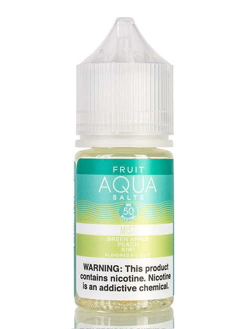 Sameday Delivery | Aqua Salts Mist Denver 30ml - Vapestore