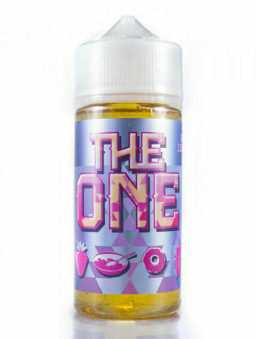 Same day Delivery | The One Strawberry 100ml Online vapestore