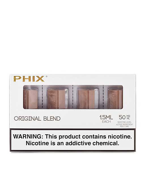 Same day Delivery | Phix Pods Tobacco- Online vapestore