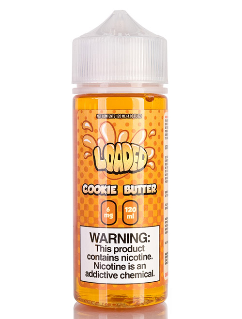 Sameday Delivery | LOADED COOKIE BUTTER (120ml-online vapestore
