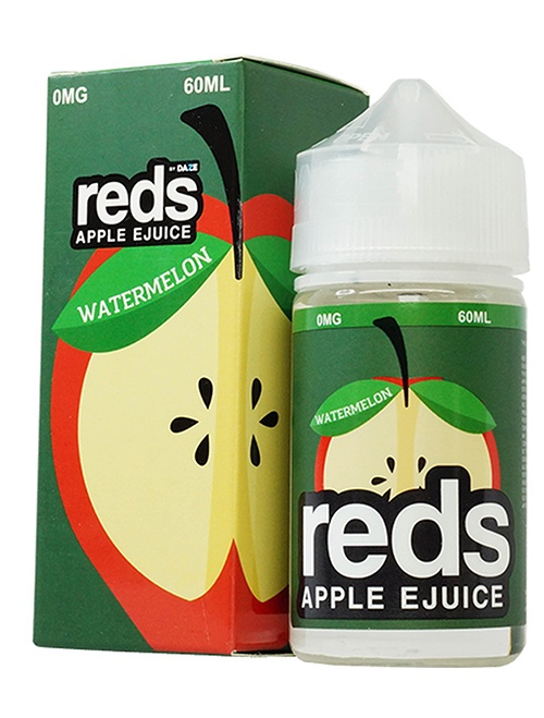 Same Day Delivery | REDS APPLE 60ML - Online vapestore