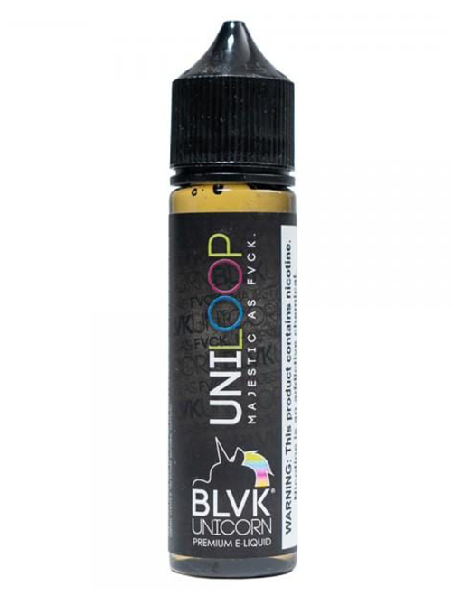BVLK unicorn UNI loop 60ml - Denver Electronic Cigarettes