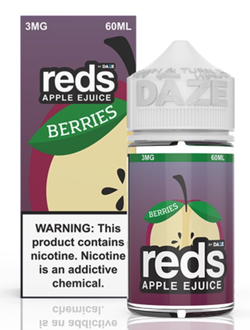 SAMEDAY DELIVERY | Reds Apple 60ml - Online vapestore