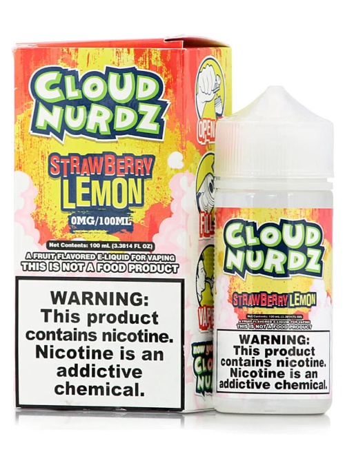 Same day Delivery | cloud nurds 100ml - Online vapestore