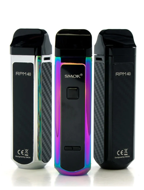 Kit Smok RPM 40 - Denver Electronic Cigarettes