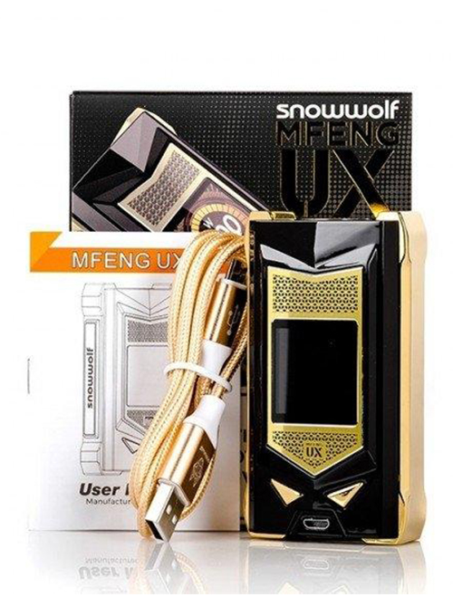 SnowWolf MFENG Box Mod