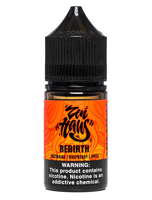 Same day Delivery | Zen Haus - Rebirth Salt - Online vapestore
